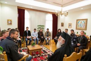 Συνέλευση του Συνδέσμου Ορθοδόξου Νεολαίας της Αλβανίας